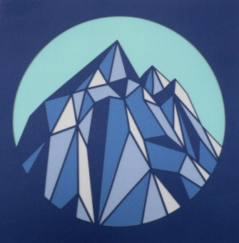 Mountain, Glacial