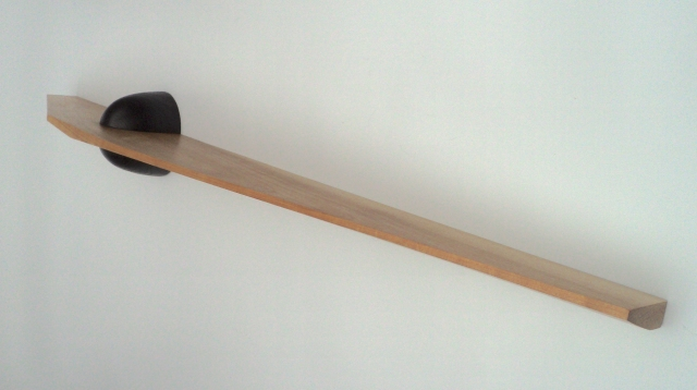 Orbit Series II, Large Natural - side angle
